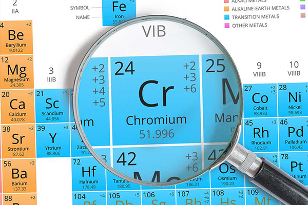 Chromium trioxide is definitively out of law!